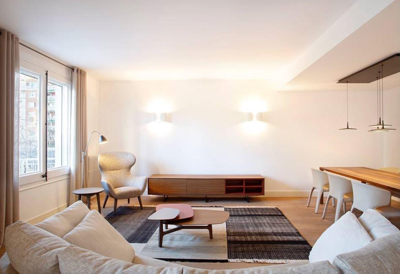 Iluminar un piso moderno avanluce for Salones modernos para pisos pequenos