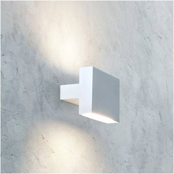 Apliques de pared led para pasillos avanluce - Aplique pared diseno ...