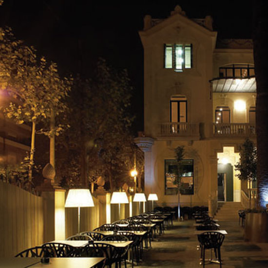 iluminacin de terrazas