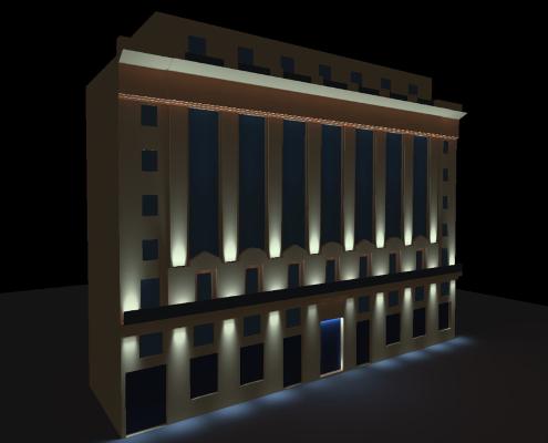 Proyectos de iluminación Barcelona