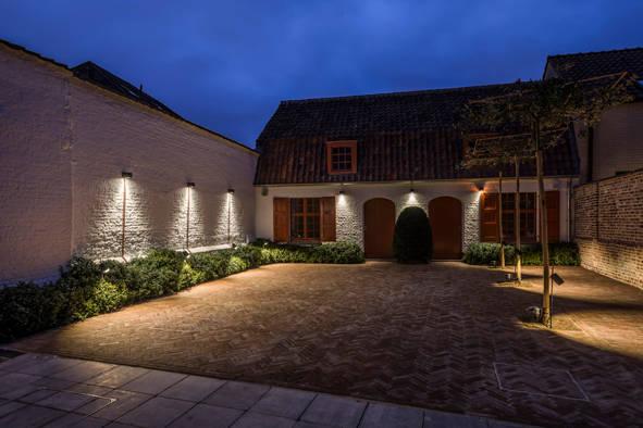 Iluminación de exteriores y jardines - Tal
