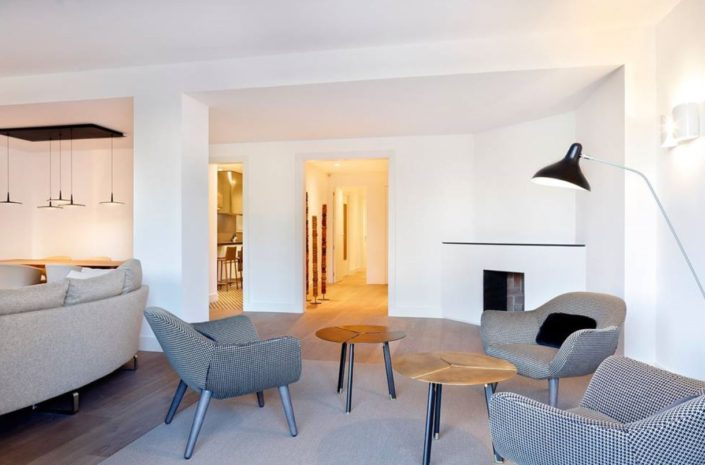 como iluminar un piso moderno, iluminacion pisos en barcelona, avanluce