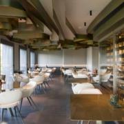 iluminacion comedor restaurante callizo-