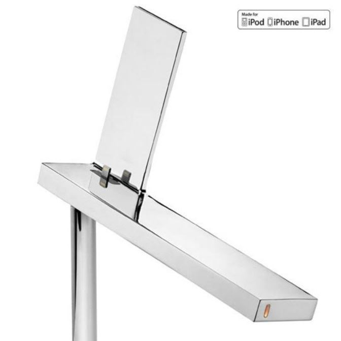 lampara cargador iphone ipad D'E–LIGHT flos