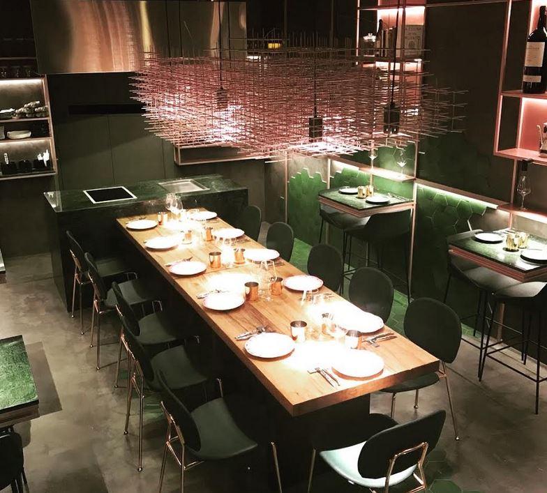 iluminacion restaurante la muela reus