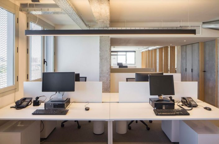 Iluminacion de oficinas alicante