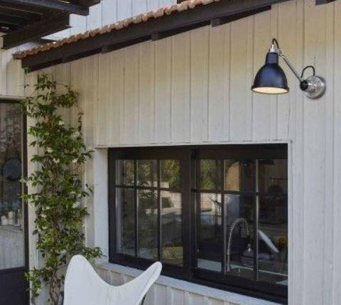 iluminacion terrazas exterior casas menorca, lampegras
