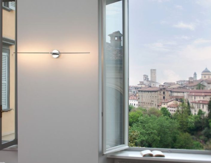 lampara pared light stick catellani & smith