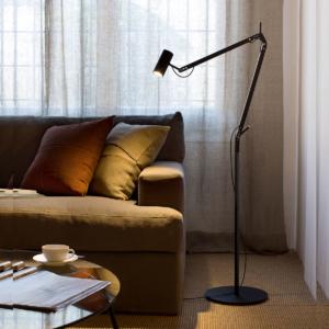 Lámpara de pie Polo Pie de Marset, lamparas de pie marset, lamparas de pie modernas, lamparas de pie online