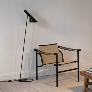 Lámpara de pie AJ de Louis Poulsen, lamparas de pie de diseño, lamparas de pie modernas, lamparas de pie online