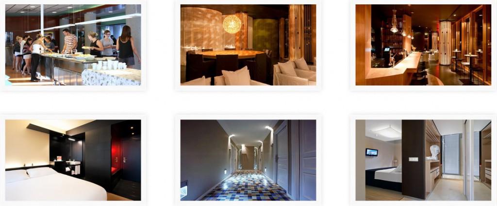 Avanluce. Especialistas en iluminacion de hoteles..