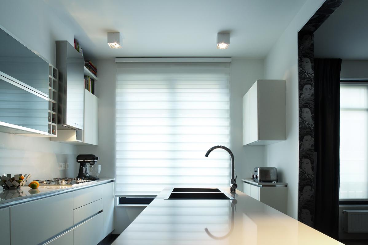 Iluminacion modernas de cocinas actuales avanluce - Iluminacion de cocinas ...