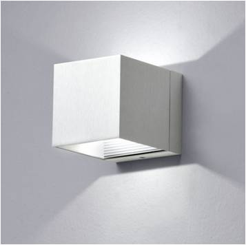 Aplique Led de pared, Milan