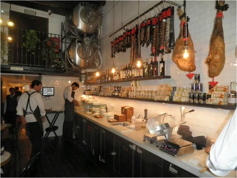 Avanluce, iluminacion restaurantes